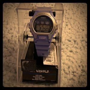 BNWT Casio watch